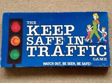 Keep safe in the traffic board game by Paul Lamond