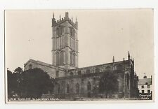 Ludlow, St. Lawrence's Church, Lot of 2 Vintage Postcards, A850