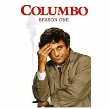 Columbo - The Complete First Season (DVD, 2013, 5-Disc Set)