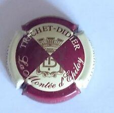 capsule champagne TRICHET Didier n°10a la montée d'Epiloy