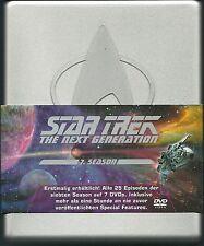 Star Trek Next Generation Season 7 nur DVDs NEU OVP Sealed Silberbox Deutsche A.