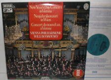 D147D2 New Year's Day Concert In Vienna Vienna Philharmonic Willi Boskovsky 2LP