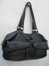 AUTHENTIQUE sac à main COMPTOIR DES COTTONNIERS cuir  TBEG vintage bag