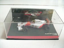 Minichamps MClaren MP4/8 Ford A. Senna on 1:64 in Box