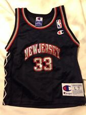 Vintage NEW New Jersey NETS Stephon Marbury Childs size 7 L basketball Jersey