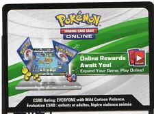 1 x Pokemon Unused Code ONLINE REWARDS MYTHICAL COLLECTION ARCEUS C05