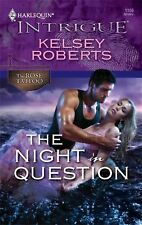 The Night in Question 1109 Kelsey Roberts 2009 Paperback Romance Novel Passion