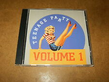 CD (TP 01) - various artists - TEENAGE PARTY Vol.1