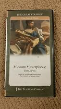 Great Courses - Museum Masterpieces: The Louvre (J48/B7)