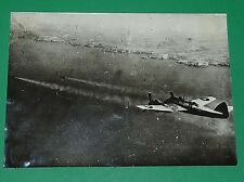PHOTO PRESSE JFA AVIATION BRISTOL BEAUFIGHTER RAF VIENT DE LANCER SES ROCKETS