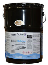 Liquid-Rubber -Liquid EPDM coating -5 Gallon - -for roof leaks, repair, sealing