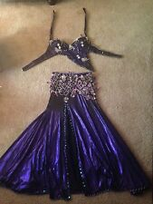 Pro Bellydance Costume Beautiful Mamdouh Salama design