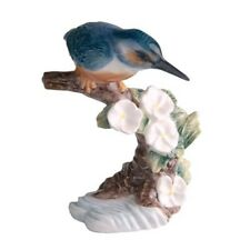John Beswick JBB23  Kingfisher Bird Figurine In Gift Box   21046