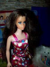 Barbie Puppe Vintage,Kopf Mattel,Körper Vintage 60er Jahre, Spielzeug,Sammlung