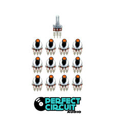 Roland TR-808 TR808 Vintage Drum POTENTIOMETER SET - NEW - PERFECT CIRCUIT