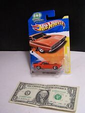 Hot Wheels '71 Dodge Challenger - Green Lantern #12 - 2011