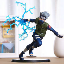 22CM Japanese Naruto PVC Kakashi Anime Figure Model Toys Collection Anime Doll