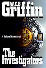 The Investigators A Badge of Honor W E B GRIFFIN BADGE OF HONOR HARDCOVER 1ST ED