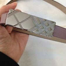 Burberry Slim Belt Talla S/M