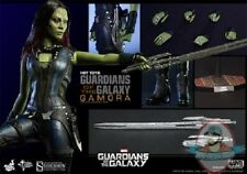 1/6 Marvel Guardians of the Galaxy Gamora Movie Masterpiece Hot Toys Used