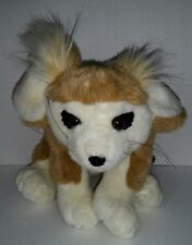 "Fennec Fox 11"" Stuffed Plush Wildlife Animal 2006 K&M International Africa"