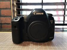 Canon EOS 5D Mark III 22.3MP Digital SLR Camera (Body Only) Used High Shutter