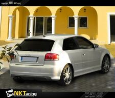 Audi A3 8P 3 door (2003-2008) - Rear bumper spoiler S3 look