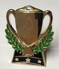 Football Medal Trophy - Gold (Small But Superb Quality) + FREE P&P & ENGRAVING