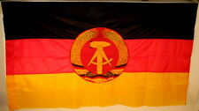 "East German Germany National Flag NVA DDR GDR 31"" X 53"" or 80 cm X 135 cm"
