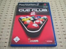 International Cue Club 2 pour playstation 2 ps2 ps 2 * OVP *