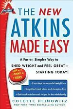 The New Atkins Made Easy: A Faster, Simpler Way to Shed Weight and Fee-ExLibrary