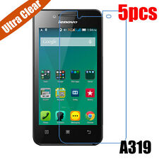 New 5x Ultra Clear LCD Screen Protector Guard Cover Film Shield for Lenovo A319