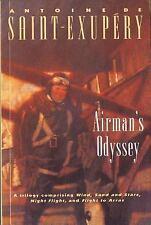 Airman's Odyssey by Antoine de Saint-Exupéry (1984, Paperback)
