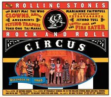 Rock & Roll Circus - Rolling Stones (1996, CD NEUF)