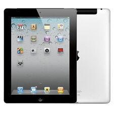 Apple iPad 2 64GB, Wi-Fi + 3G (Unlocked), 9.7in - Black