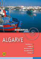 AA Essential Spiral Algarve by AA Publishing (Spiral bound, 2007)