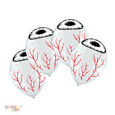 Halloween Party Printed Eyeball Latex Balloons