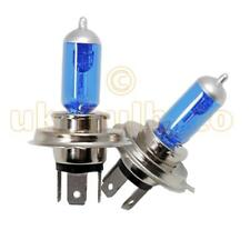 XENON H4 BULBS 60/55W BRIGHT BLUE / WHITE