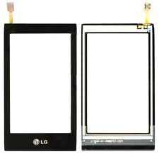 LG GT400 GT505 Top Touch Screen Digitizer Front Glass Panel Pad Lens Black UK