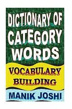 English Word Power: Dictionary of Category Words: Vocabulary Building by...