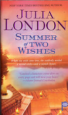 SUMMER OF TWO WISHES JULIA LONDON romance