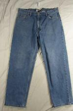 Levi 550 Relaxed Fit Faded Denim Jeans Tag Size 40x30 Measure 40x30