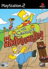 The Simpsons Skateboarding (PS2)   GAME ** COMPLETE **