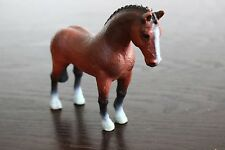 Holsteiner Bullyland Horse Germany Vintage Collectible Toy FREE SHIPPING