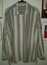 Tommy Bahama size XL long sleeve shirt