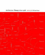 Architecture Theory since 1968-ExLibrary