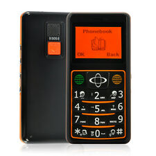 Cell Phone for Senior Citizen with SOS Button and GPS Tracking