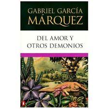 Del amor y otros demonios, Marquez, Gabriel Garcia, Acceptable Book