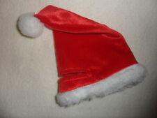 Gorro de navidad (Terciopelo) para aprox. 30 cm osos un hay que tenerlo