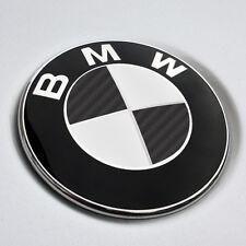 Carbon Emblem Aufkleber f. BMW E91 E60 E34 E81 E87 E92